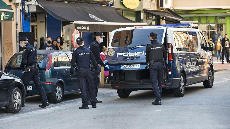 La Policía Nacional registra 140 robos en casas desde el mes de julio, la mitad que en todo 2020