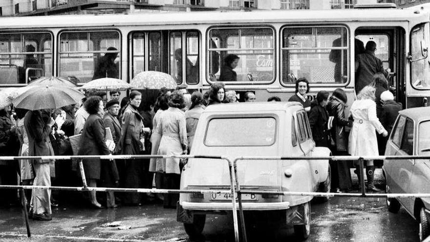 La municipalización de los autobuses costó mucho dinero al Ayuntamiento