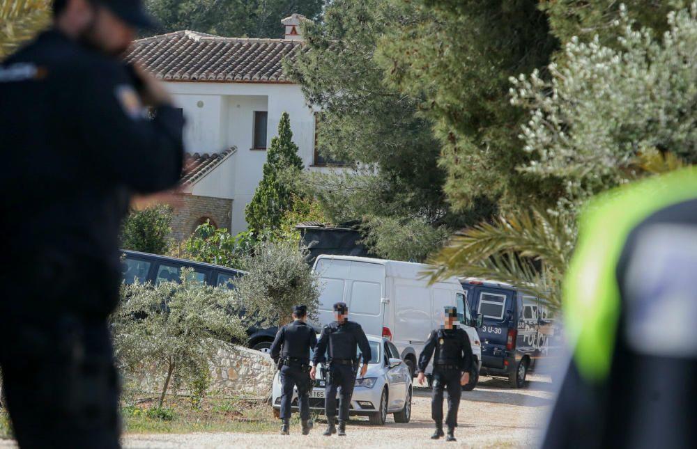 Detenido en Teulada un yihadista
