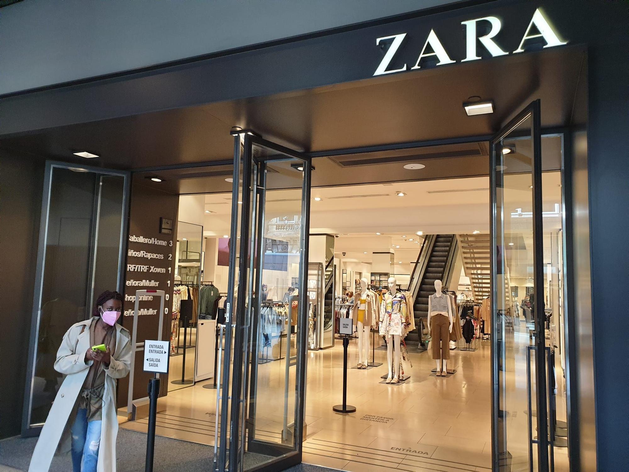 El Zara de Urzáiz, cerca del cierre temporal