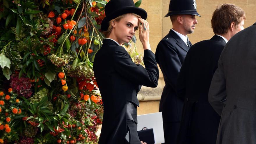 La princesa Eugenia y Jack Brooksbank se casan en Windsor
