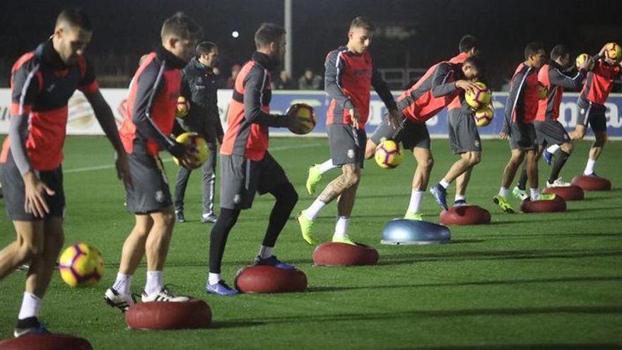 Sansone es la única ausencia en el regreso del Villarreal al trabajo