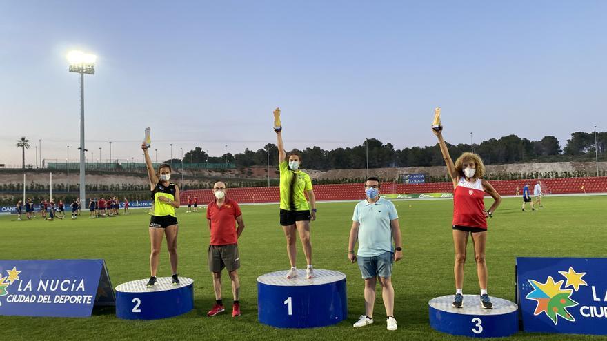 El Playas Castellón, doble campéon de España Clubs Másters en La Nucía
