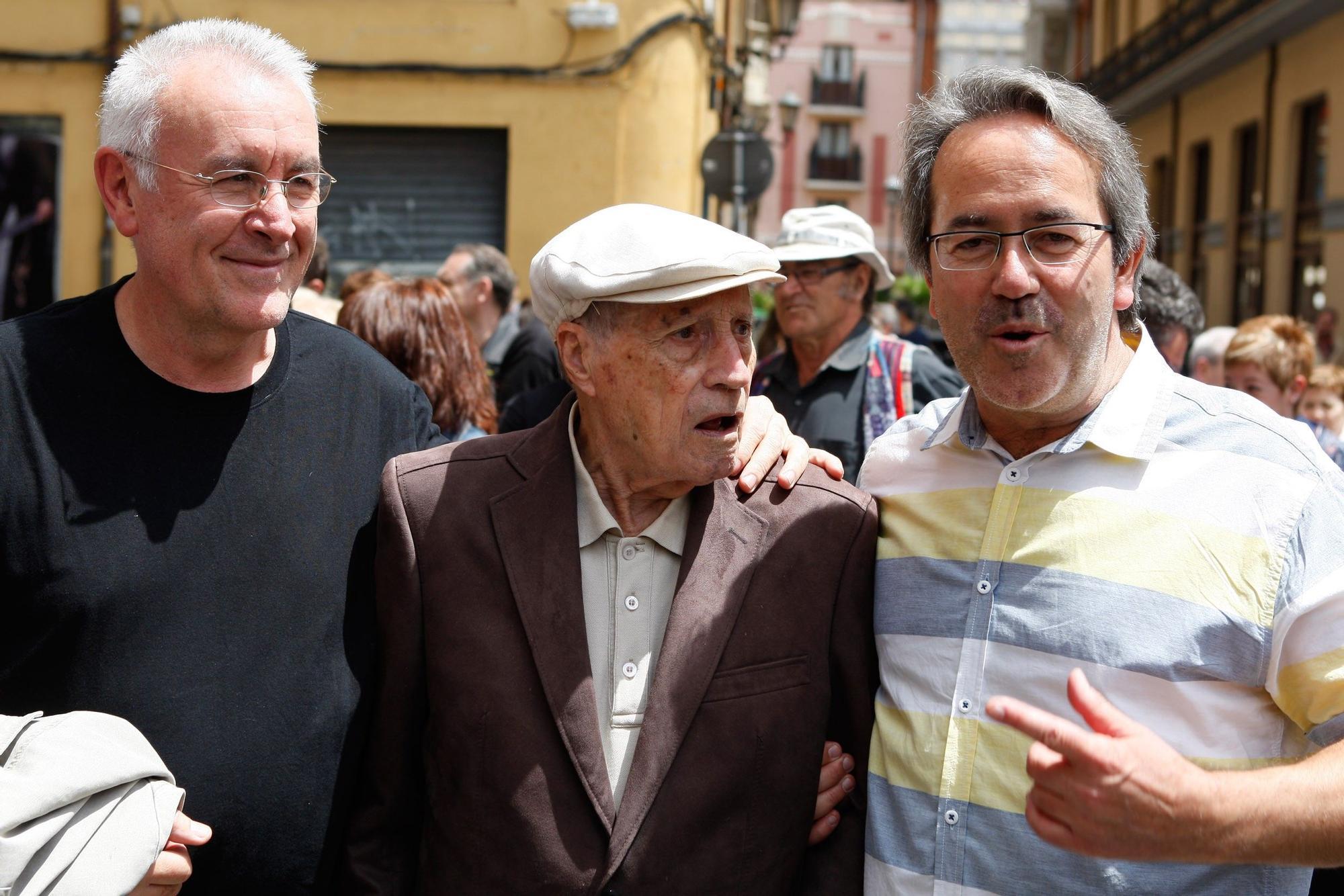 Fallece Amable García, histórico líder del Partido Comunista y de IU en Zamora