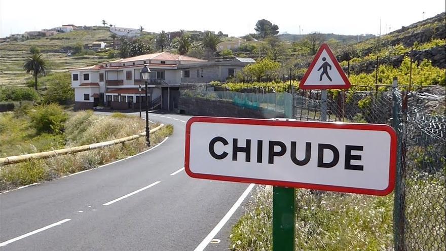 Inversión de 40.000 euros en el depósito de agua de Chipude