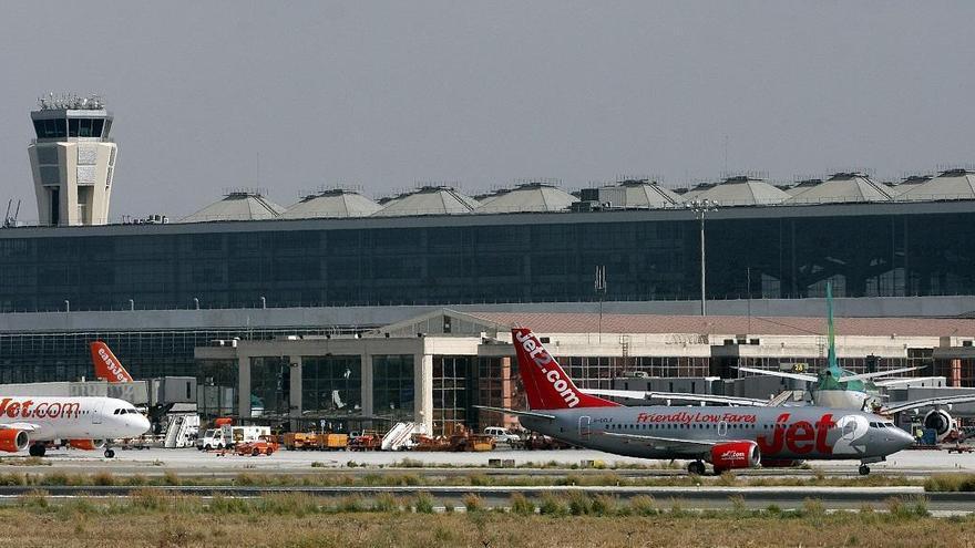Las servidumbres aéreas limitan la construcción en 15,5 millones de metros cuadrados en Málaga