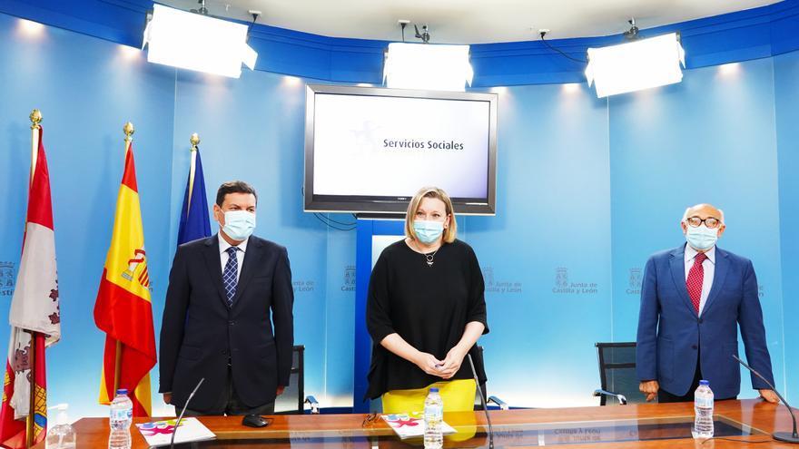 Familia y el tercer sector en Castilla y León exploran vías para captar fondos de la UE