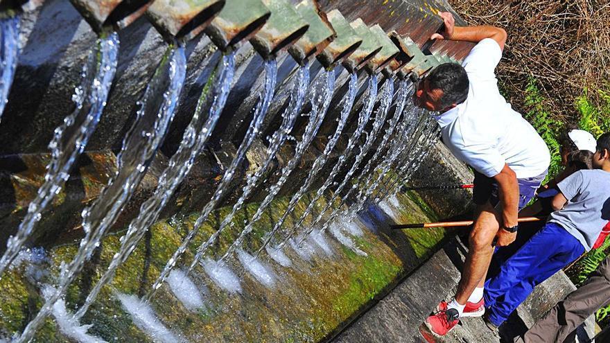 Los municipios del Noroeste pierden entre el 32 y el 65% de agua en sus redes