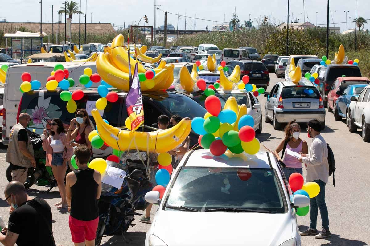"""Movilización en Ibiza para """"actualizar el plus de insularidad"""" y equipararlo con el de Canarias"""