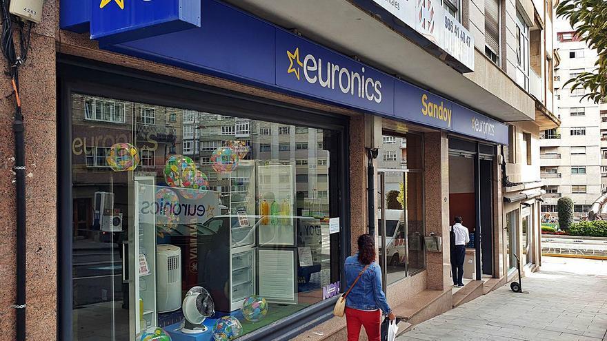 El empresario Horacio Gómez explotará la marca Euronics y ya ha colgado su bandera en el 88% de las tiendas de Master Cadena
