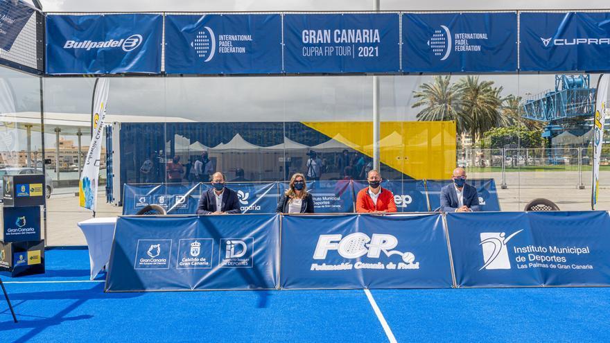 El FIP STAR en Gran Canaria arranca con 200 jugadores