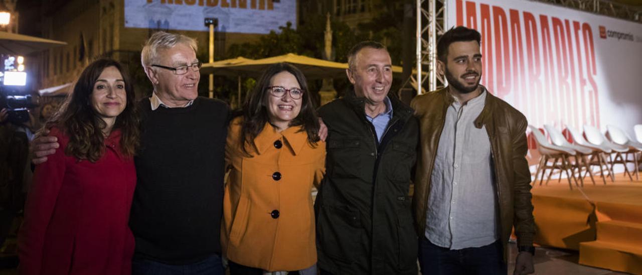 Compromís reivindica su papel «clave» para volver a gobernar el Consell y decidir en Madrid