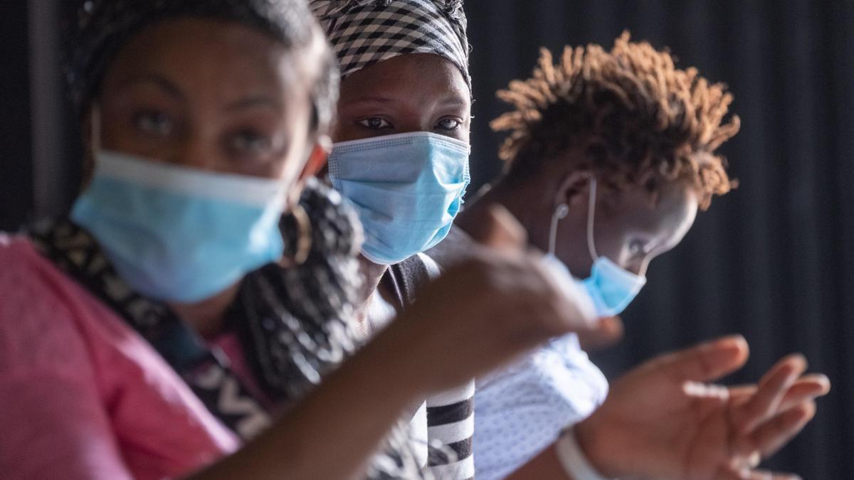 El protocolo que angustia en la frontera sur: madres separadas de sus hijos