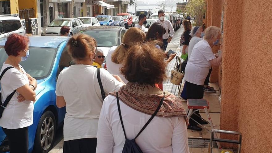 Ciudad Alta y Mensajeros de la Paz fomentan las redes de apoyo entre los mayores