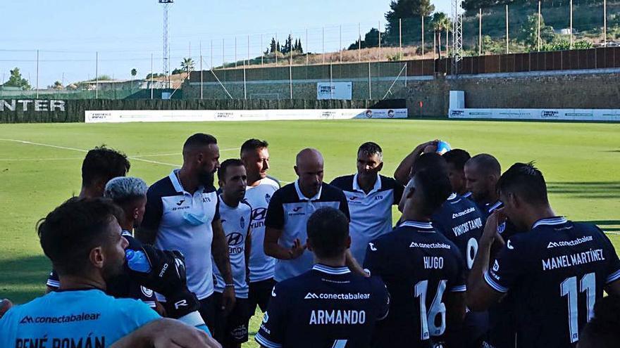 El Baleares sufre su primera derrota  de la pretemporada ante el Algeciras