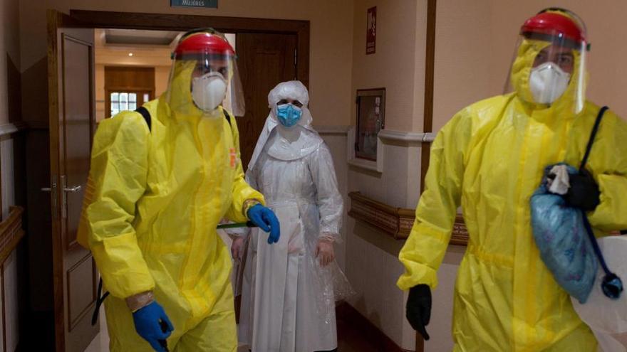 126 diligencias por la vía civil que ha cursado el ministerio público por los fallecidos por coronavirus