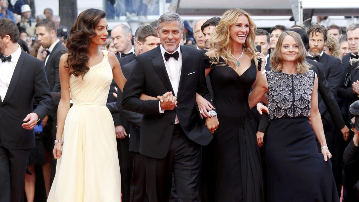 George Clooney y Julia Roberts se volverán a reunir en la gran pantalla