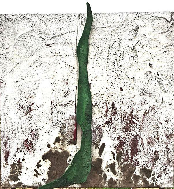 """Algunas de las obras que se podrán apreciar en la exposición """"Criterios variables"""", de Vicente Pastor."""