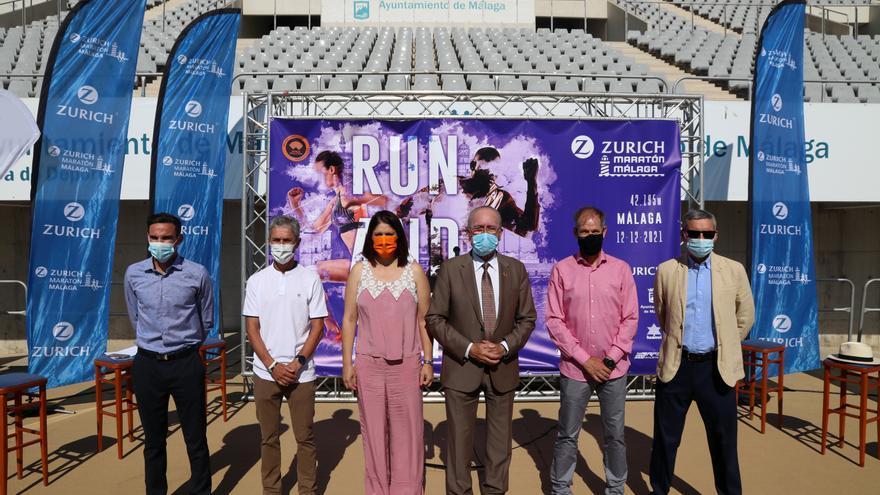 El Maratón de Málaga 2021 sigue adelante con el 12 de diciembre como fecha de regreso