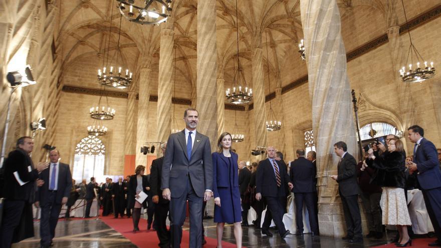 Los Premios Rei Jaume I se entregarán el próximo 19 de noviembre en la Lonja