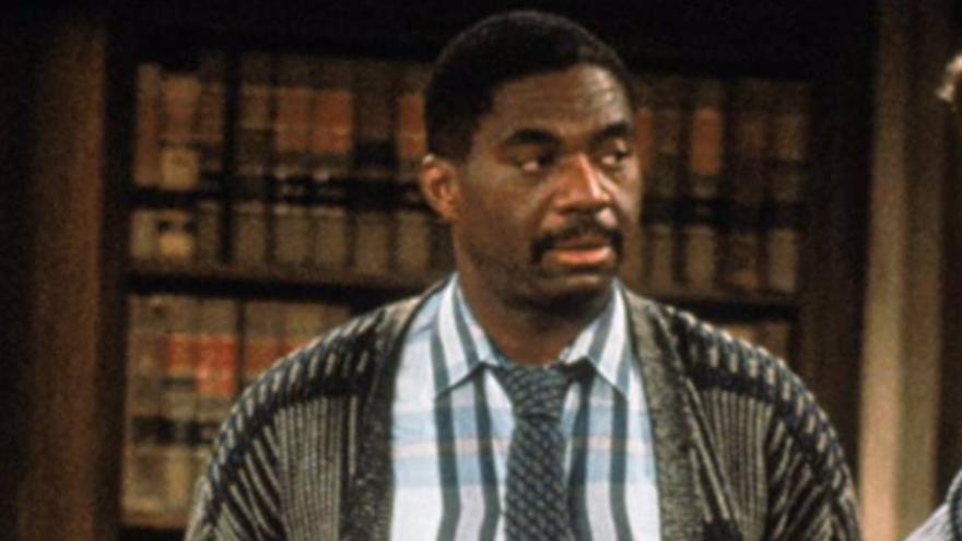 Muere el actor Charlie Robinson, conocido por su papel en 'Juzgado de guardia'