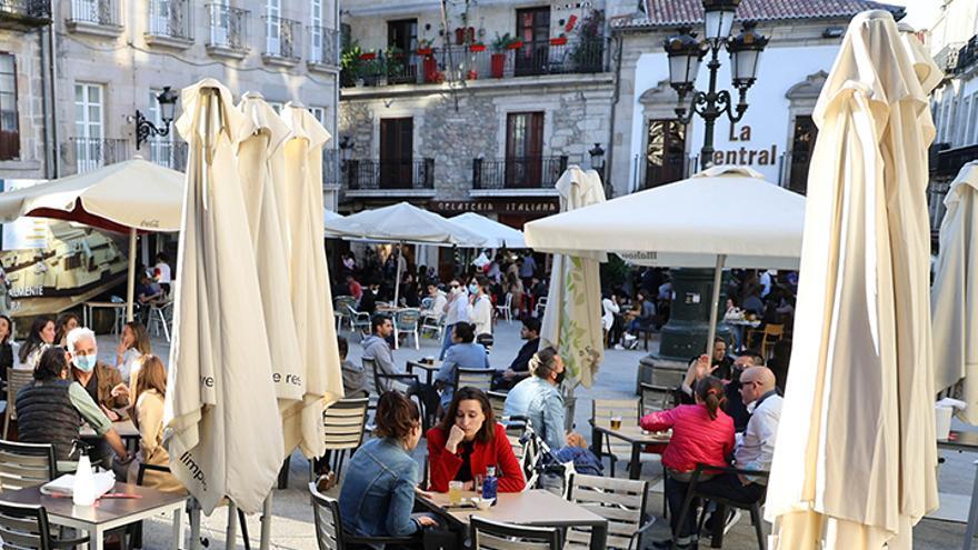 La Xunta endurece las restricciones en Vigo