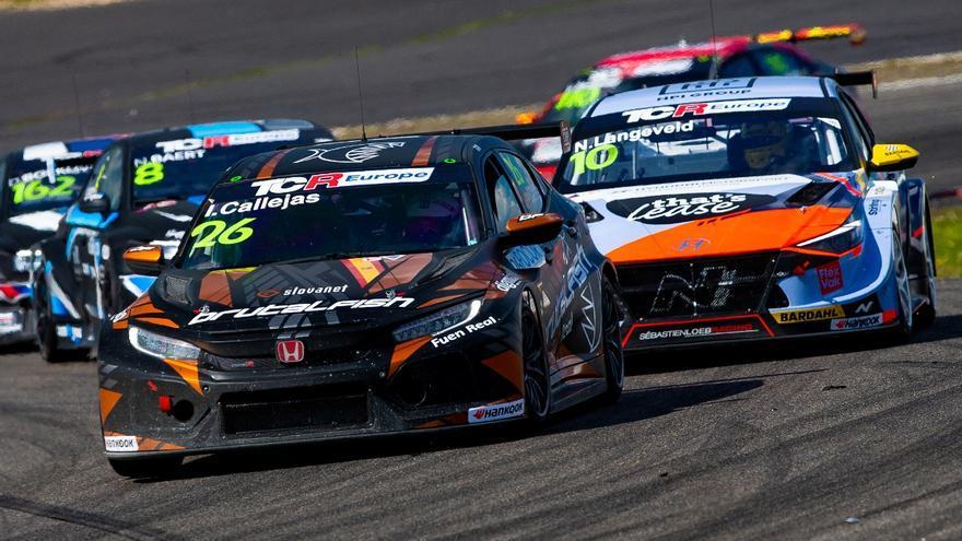 Monza, una cita clave para el piloto Isidro Callejas