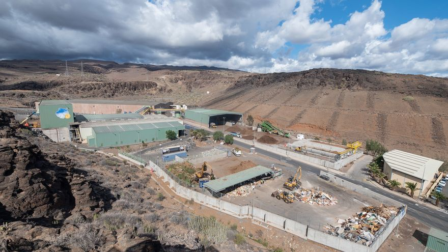 El Plan de Residuos prevé más puntos limpios y ampliar dos plantas del norte