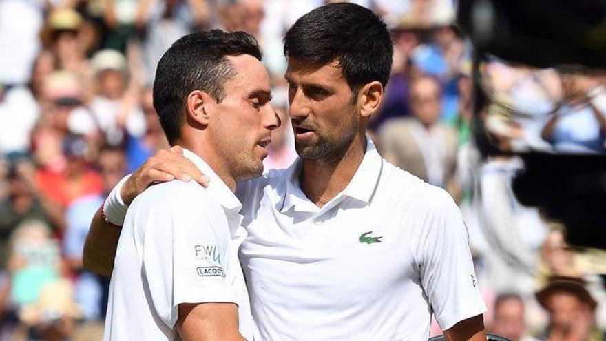 Bautista, cara a cara de nuevo con Djokovic: ¡descubre las cinco claves de un duelo especial!