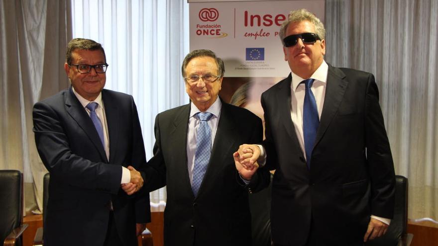 ElPozo contrata a 80 discapacitados tras firmar un convenio con la ONCE
