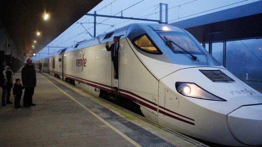 El AVE en Zamora estará en pleno funcionamiento en el primer semestre del 2020