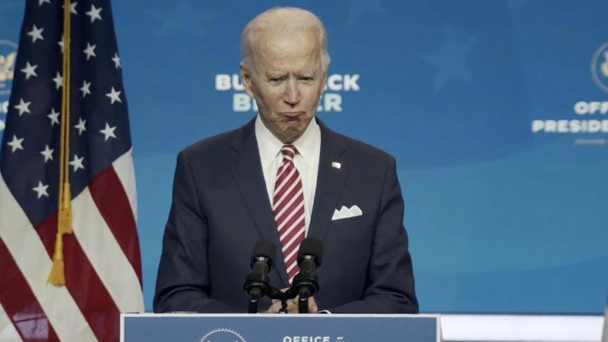 Biden nombra un equipo de comunicación formado por mujeres en su totalidad