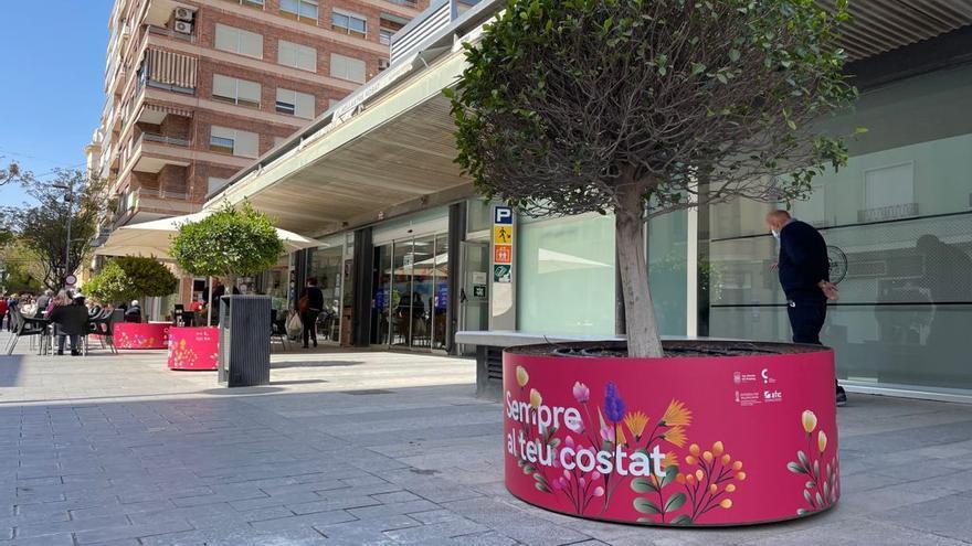 San Vicente pone en marcha una campaña para incentivar las compras locales
