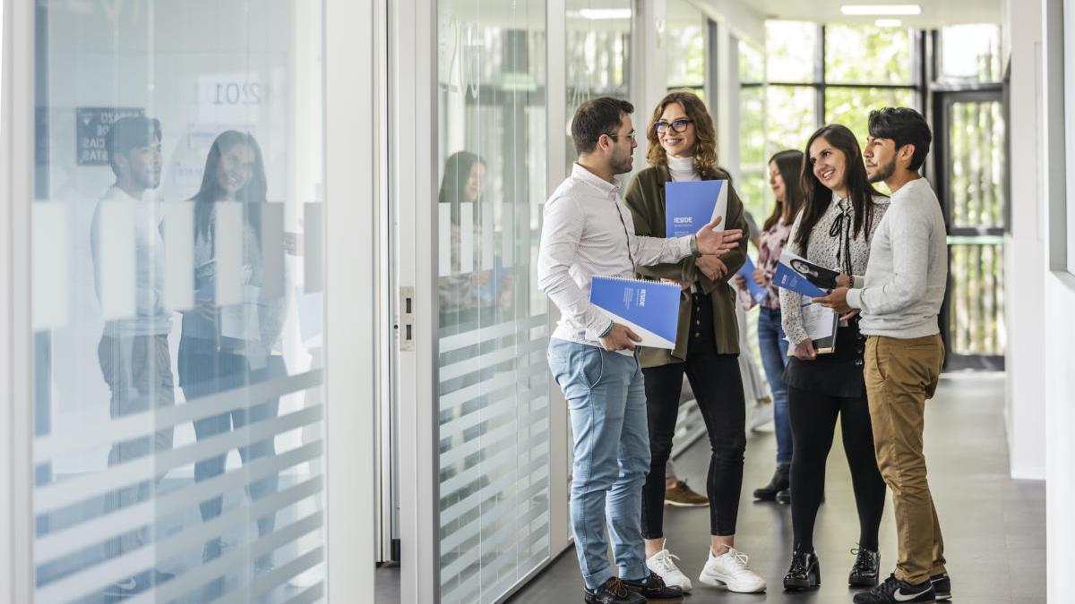 IESIDE presenta Exponential MBA, el único MBA oficial universitario de España especializado en la gestión exponencial y digital