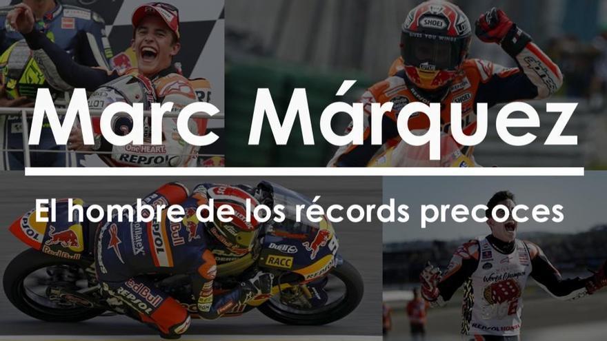 Los récords de Marc Márquez