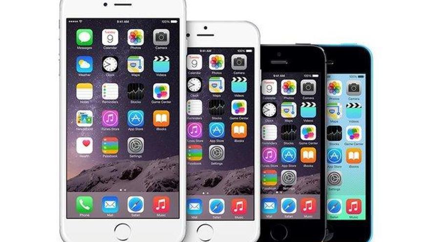 El iPhone es la estrella de la venta entre los 'smartphones' de segunda mano