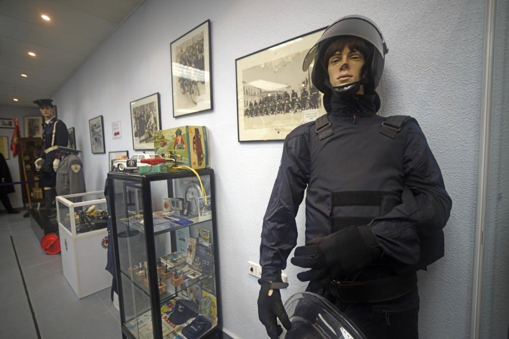 Museo de la Policía de Murcia.