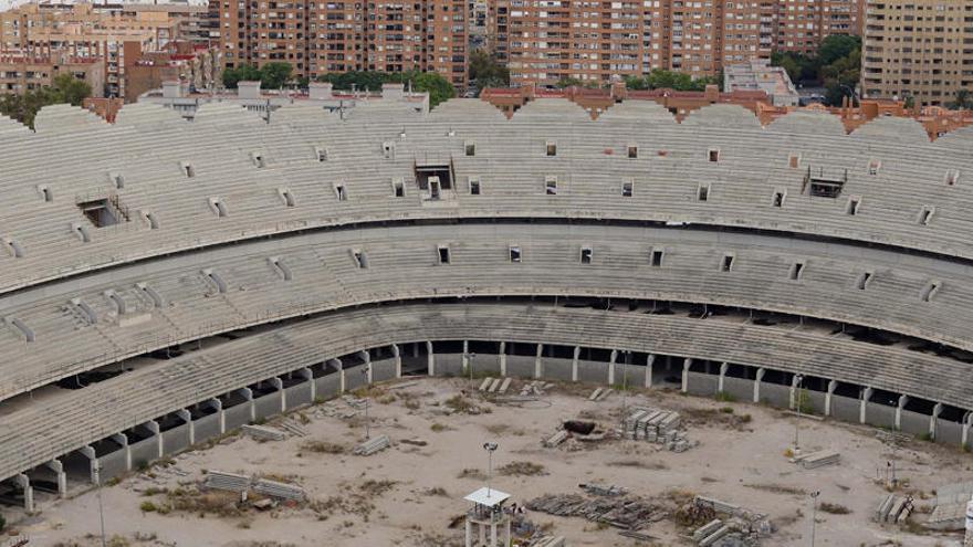 El Valencia CF pide este viernes la modificación de la ATE