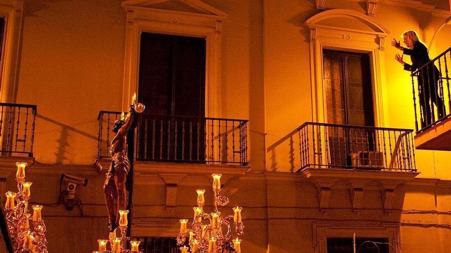 Coronavirus en Córdoba: saetas en los balcones de Castro del Río