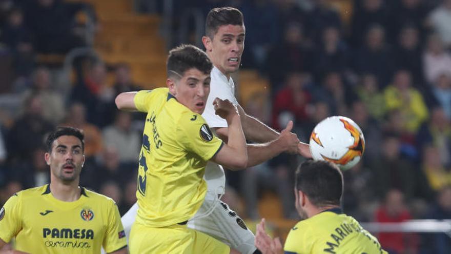 El Villarreal recupera efectivos para Mestalla
