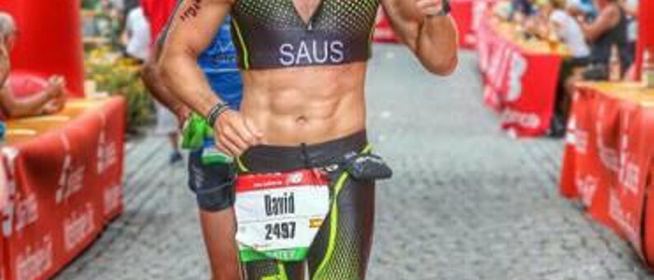 Un giletano es elegido entre 22.000 para correr bajo Lisboa