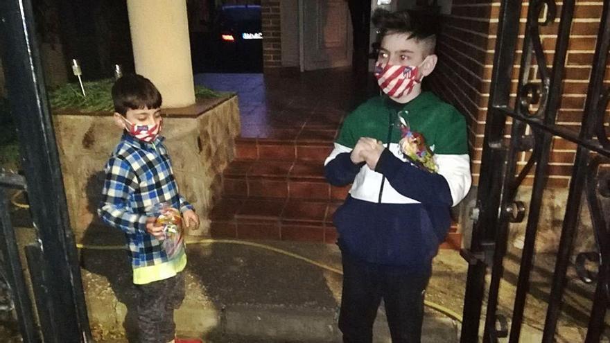 Noche de magia y emociones en Benavente por la llegada de Papá Noel
