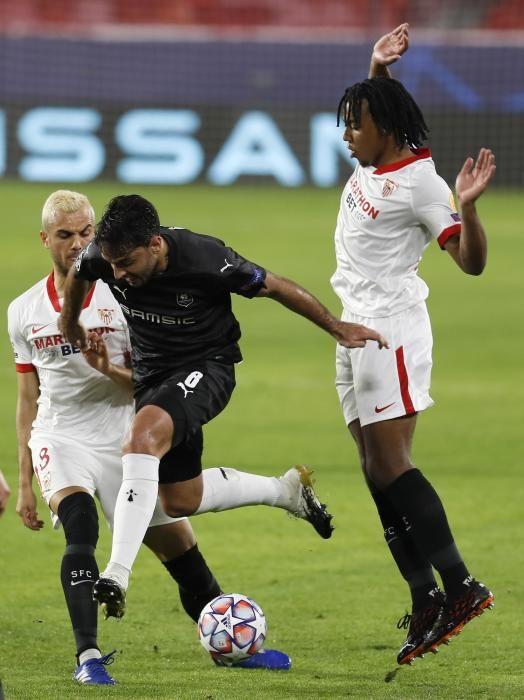 Chamions League: Sevilla - Rennes
