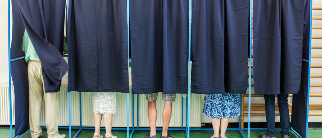 Los indecisos fueron un 40% del electorado en los comicios anteriores.