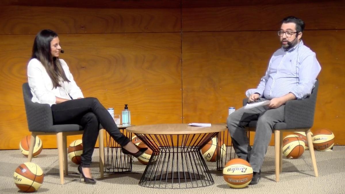 """Lorena Torres: """"Yo ni soñaba con estar en la NBA"""""""