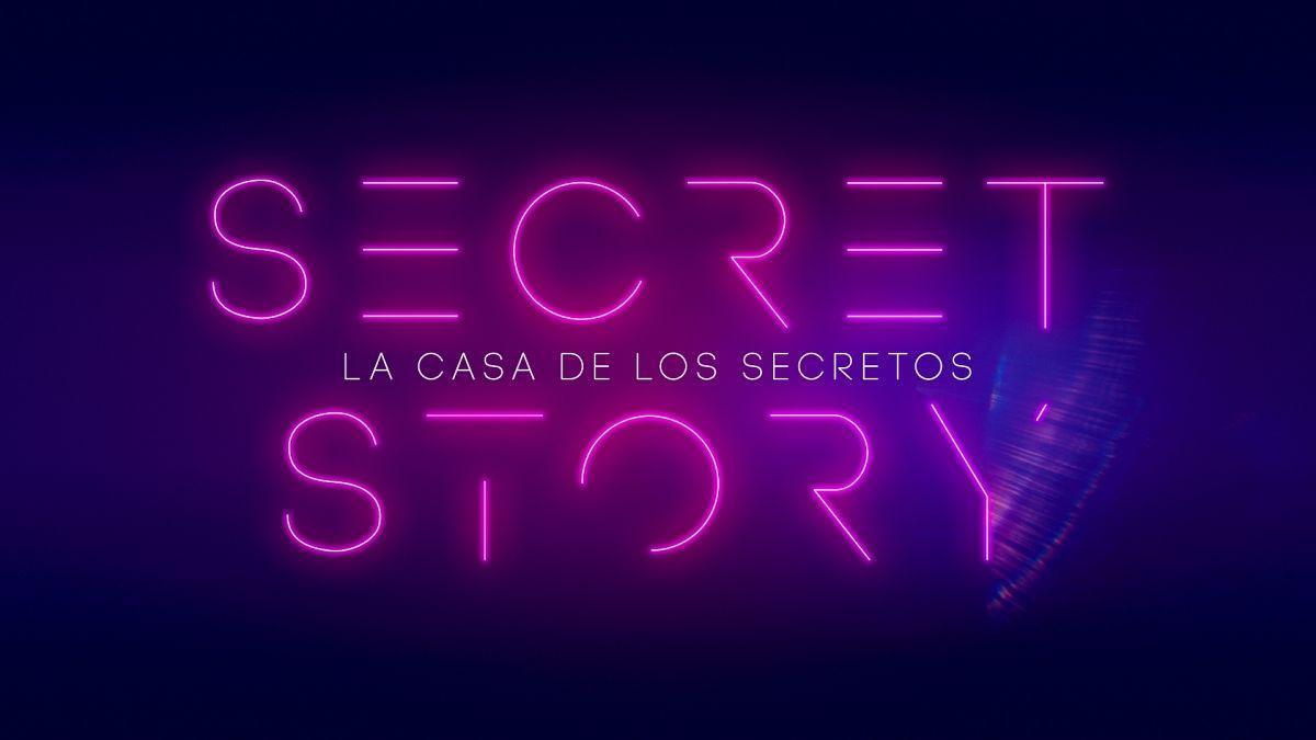 Logo de 'Secret Story. La casa de los secretos', el nuevo reality de Mediaset.