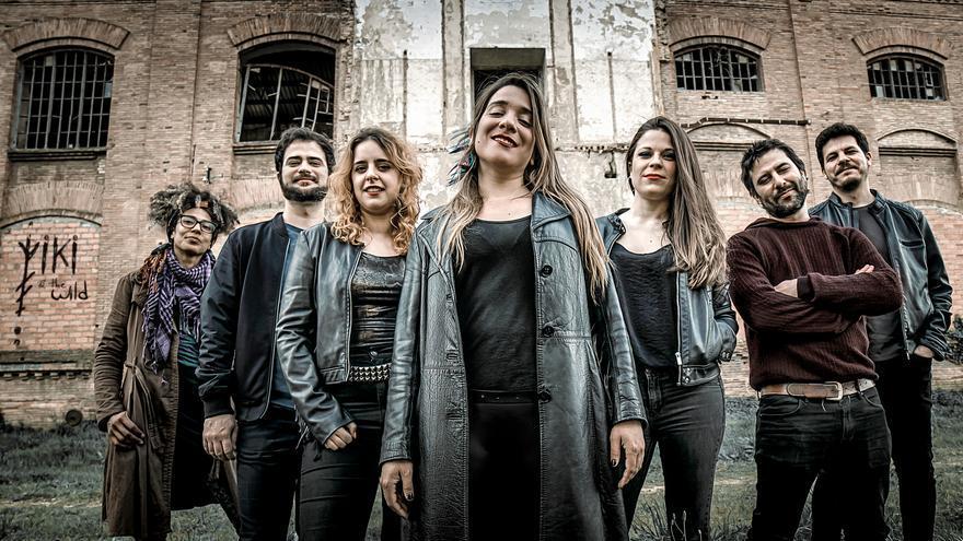 'La Voz' del rock & soul aragonés