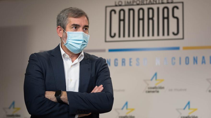 Clavijo pronostica cinco años de crisis para Canarias