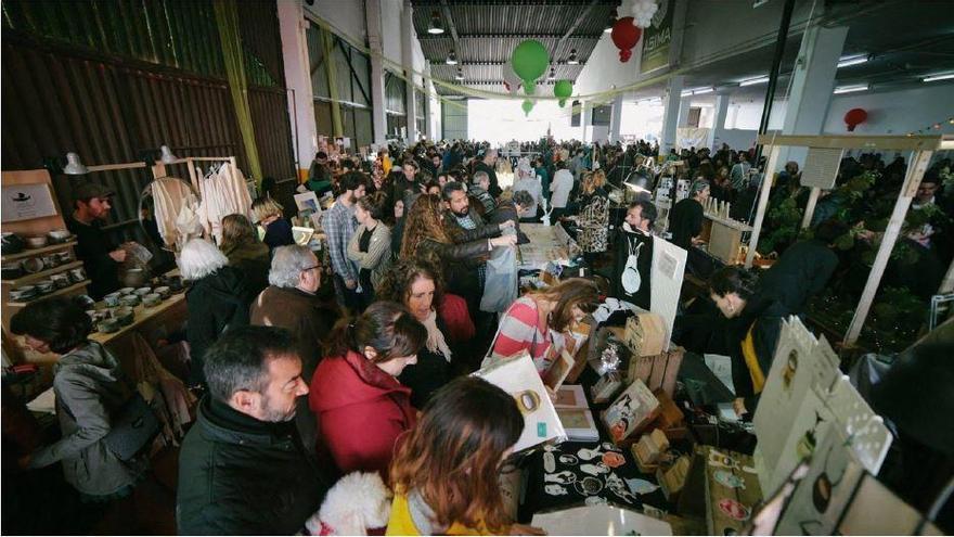 El Rata Market de Navidad acogerá 65 expositores de arte, diseño y artesanía