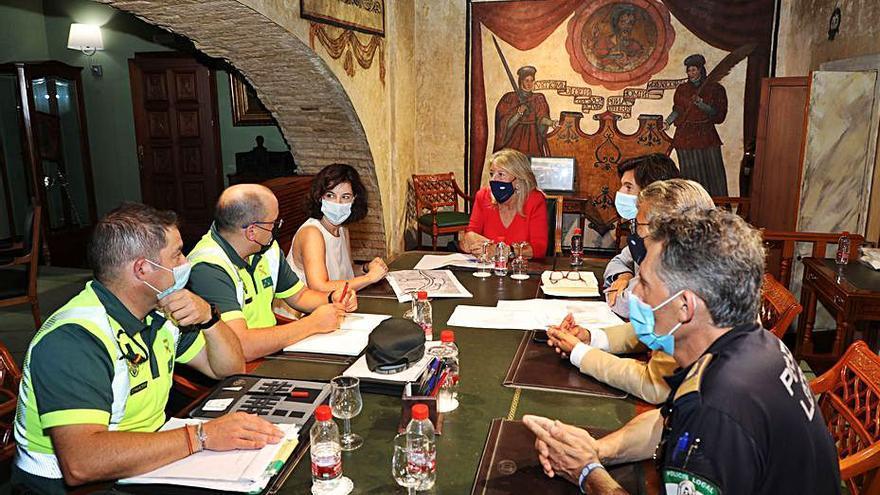 Ofrecen una parcela para un destacamento de la Guardia Civil en Marbella